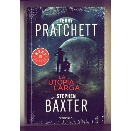 La utopía larga - Terry Pratchett y Stephen Baxter