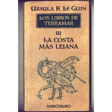 La costa más lejana (tapa dura) - Ursula K. Le Guin