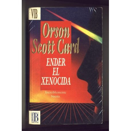 Ender el xenocida - Orson Scott Card
