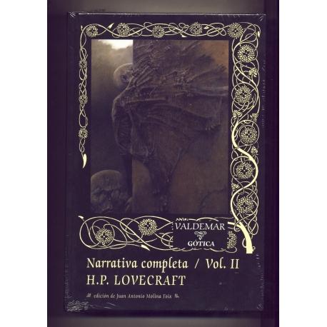 Narrativa completa 2 - H.P. Lovecraft