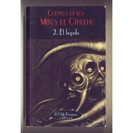 Cuentos de los mitos de Cthulhu 2 - Varios