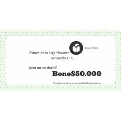 Bono 50.000