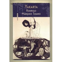 Yakarta - Rodrigo Márquez Tizano
