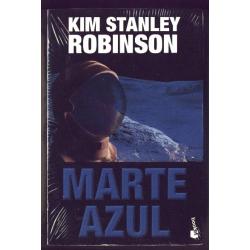 Marte azul - Kim Stanley Robinson - Booket