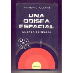 Una odisea espacial - Arthur C. Clarke