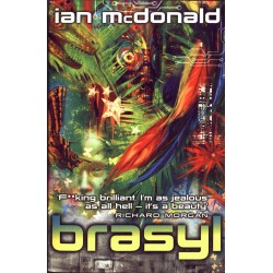 Brasyl - Orion - Ian McDonald
