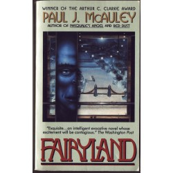 Fairyland - Paul J. McAuley