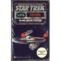 Star Trek Log Seven - Alan Dean Foster