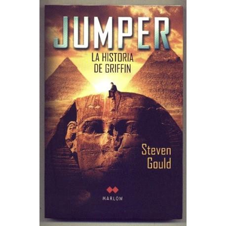 Jumper - La historia de Griffin - Steven Gould