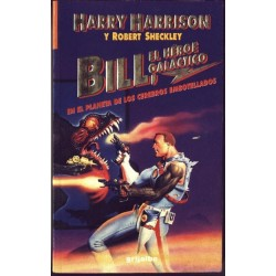 Bill en el planeta de los cerebros embotellados - Harry Harrison y Robert Sheckley