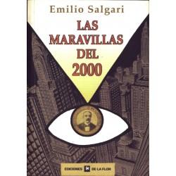 Las maravillas del 2000 - Emilio Salgari