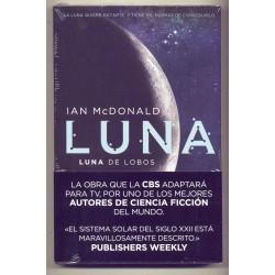 Luna: Luna de lobos - Ian McDonald