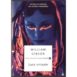 Luce virtuale - William Gibson